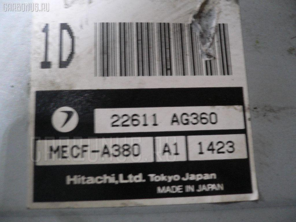 Двигатель SUBARU FORESTER SF5 EJ20 Фото 3