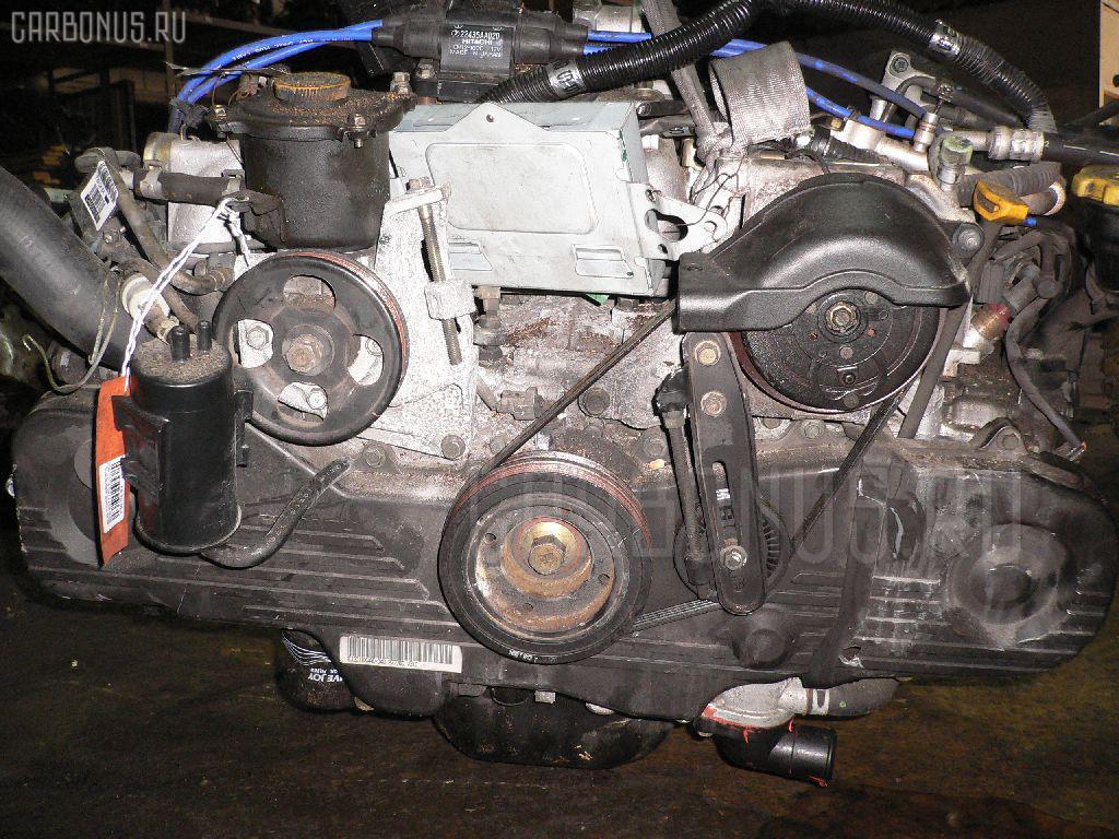 Двигатель SUBARU FORESTER SF5 EJ20 Фото 9