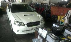 Защита антигравийная Subaru Legacy wagon BP5 EJ20T Фото 2