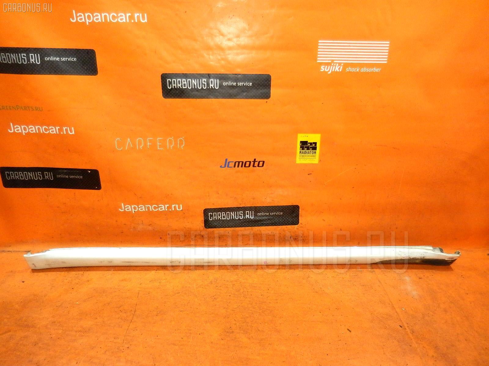 Порог кузова пластиковый ( обвес ) SUBARU LEGACY BP5 Фото 4