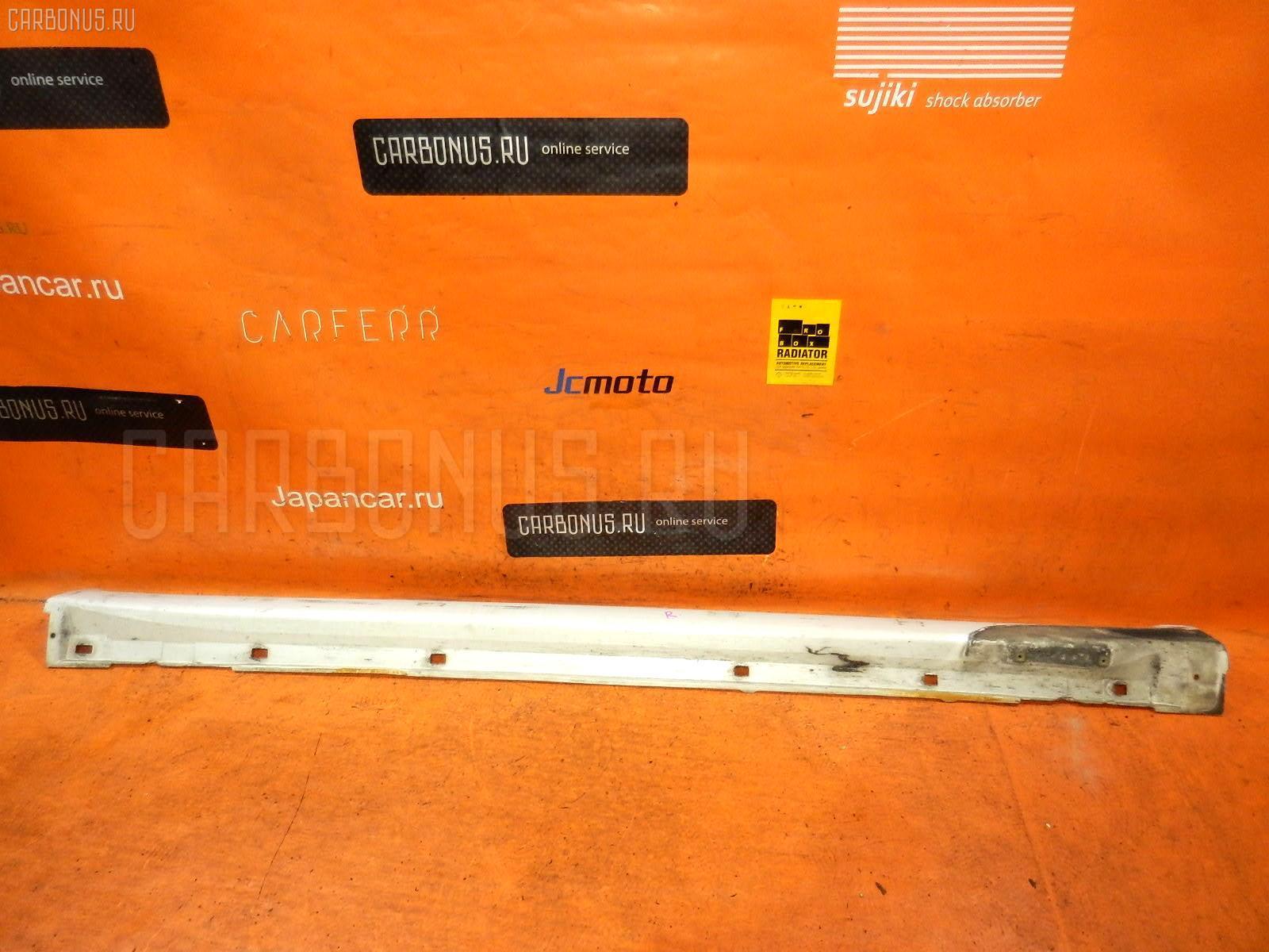 Порог кузова пластиковый ( обвес ) SUBARU LEGACY BP5 Фото 3