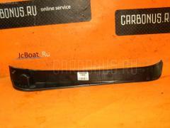 Накладка на порог салона Subaru Legacy wagon BP5 Фото 3
