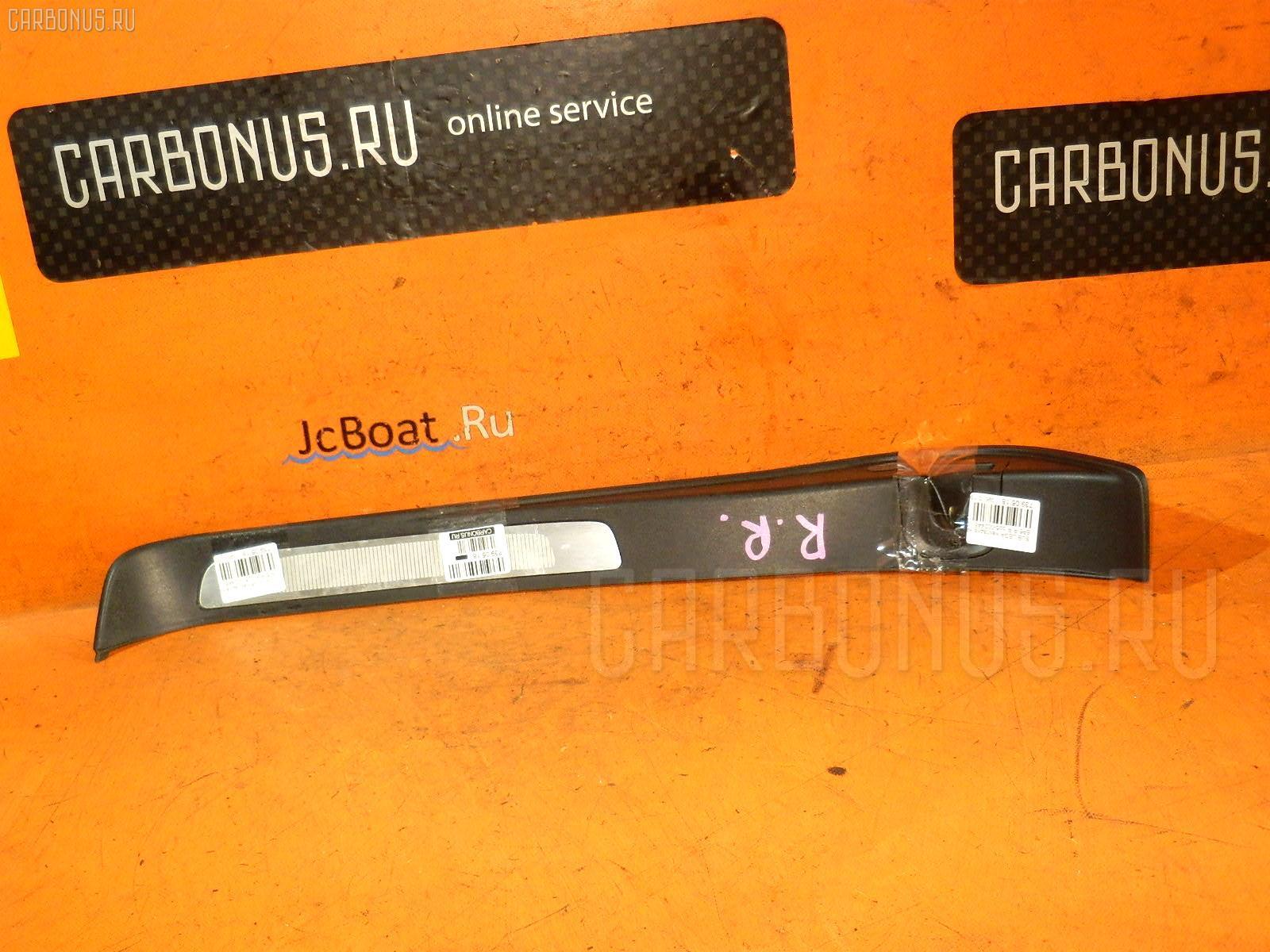 Накладка на порог салона Subaru Legacy wagon BP5 Фото 1