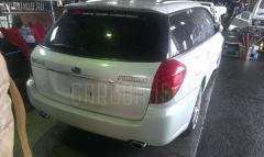 Накладка на порог салона Subaru Legacy wagon BP5 Фото 4
