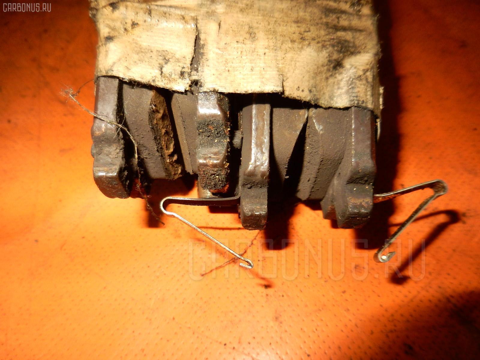 Тормозные колодки SUBARU LEGACY WAGON BP5 EJ20T Фото 2