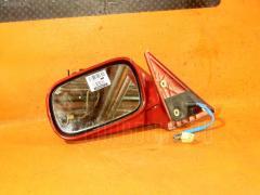 Зеркало двери боковой SUBARU FORESTER SF5 Фото 2