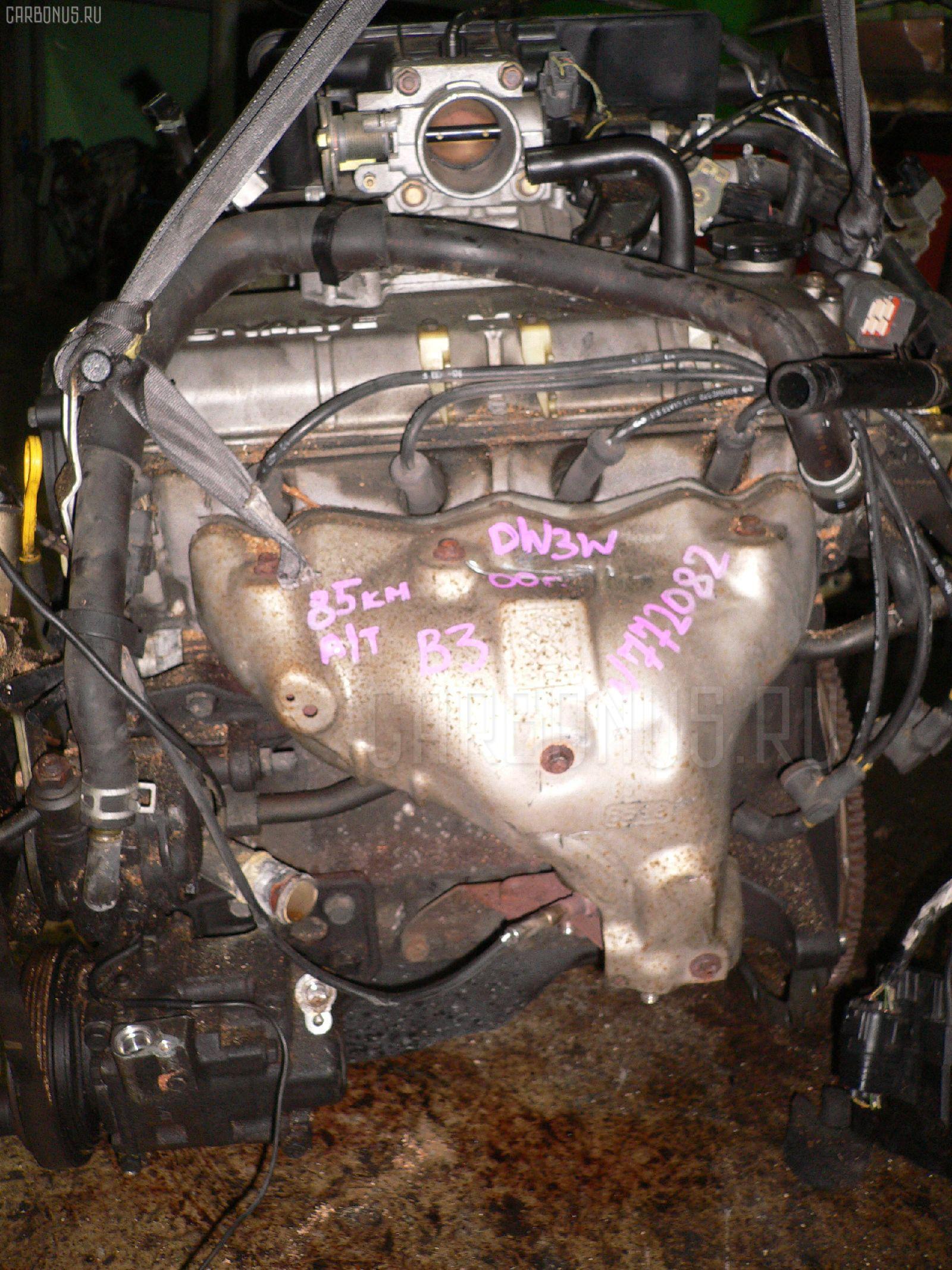 Двигатель MAZDA DEMIO DW3W B3-ME Фото 8