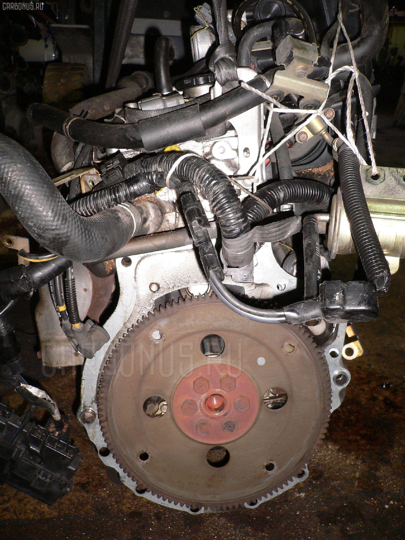 Двигатель MAZDA DEMIO DW3W B3-ME Фото 5