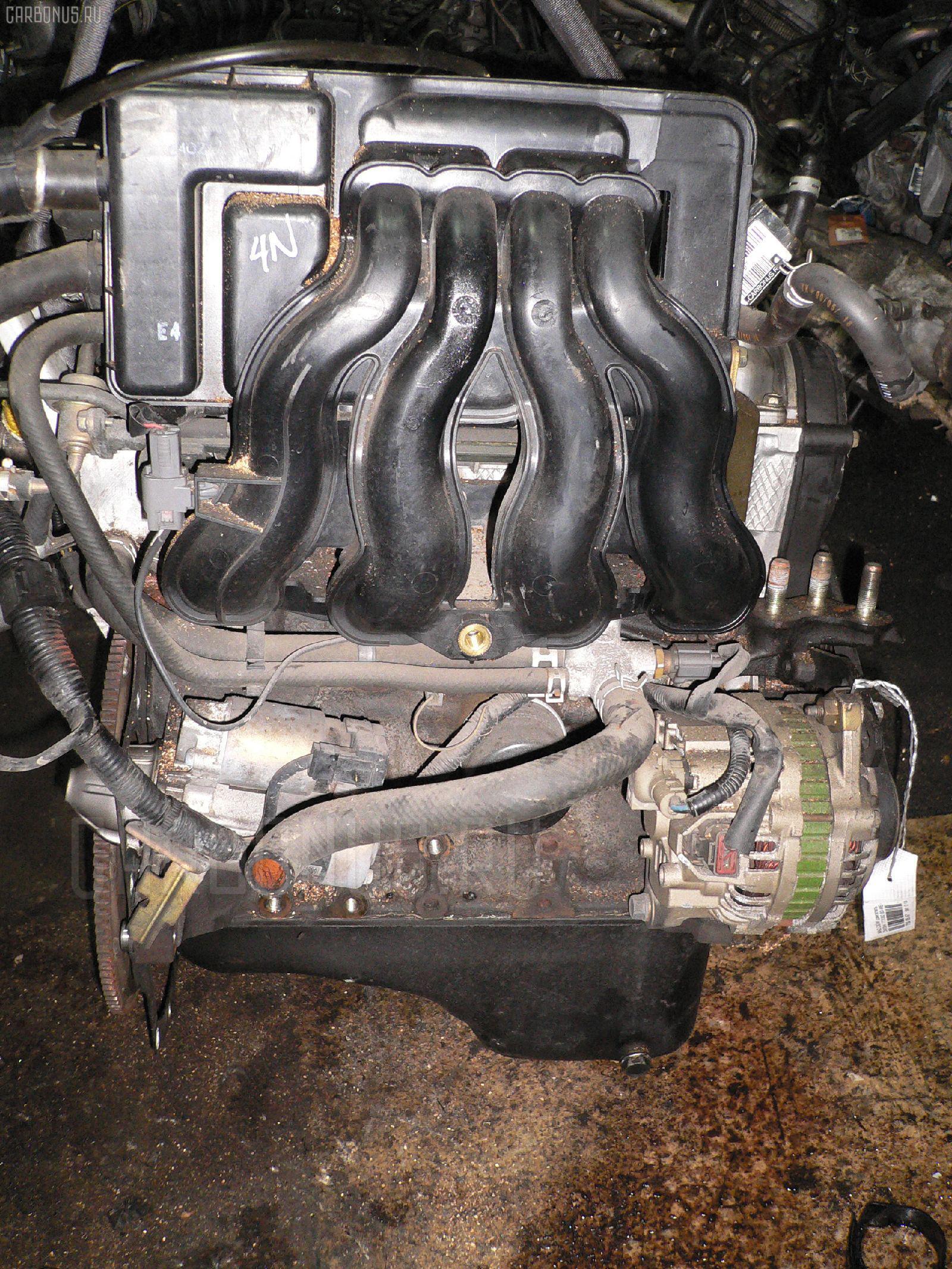 Двигатель MAZDA DEMIO DW3W B3-ME Фото 6