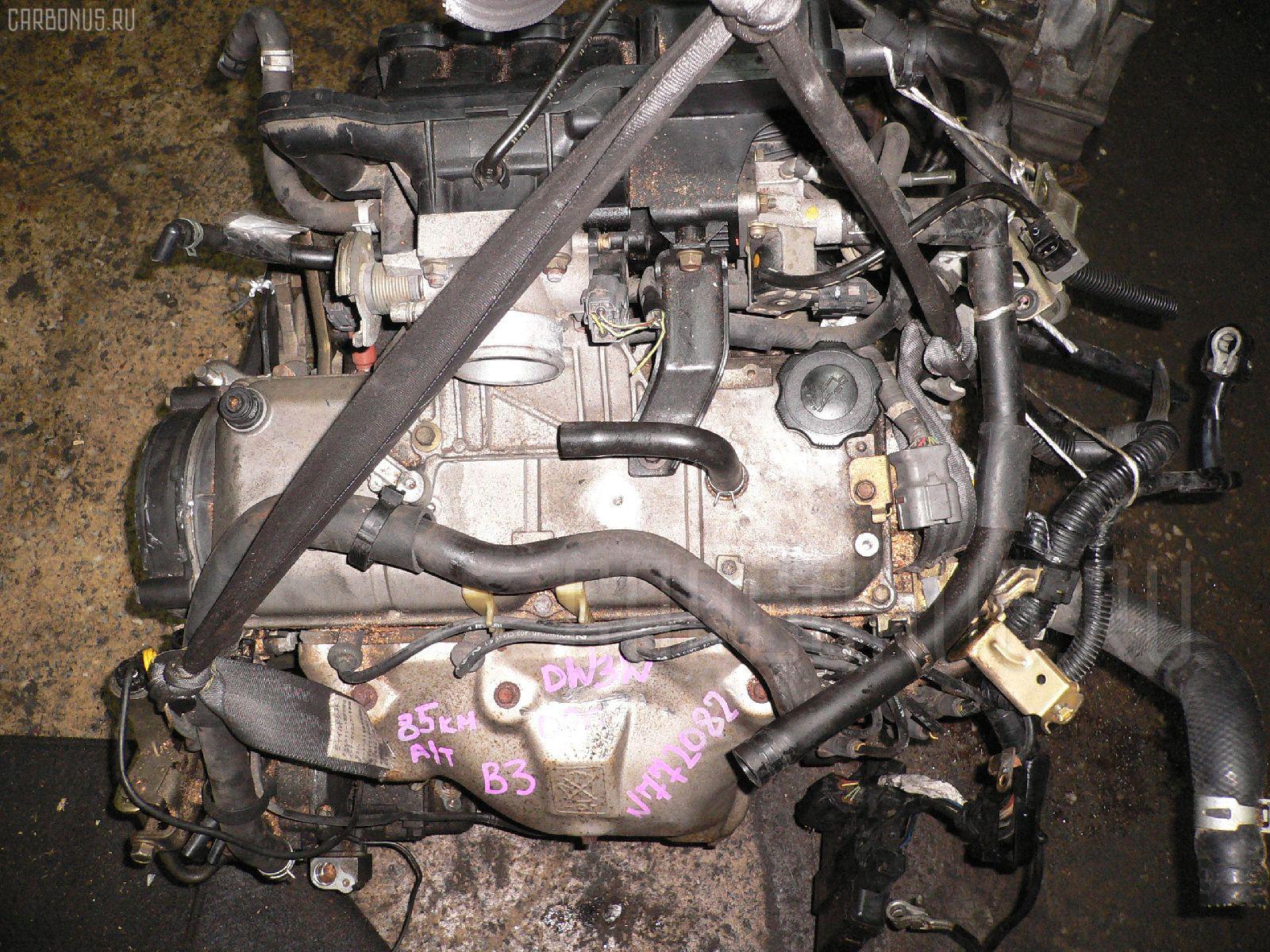 Двигатель MAZDA DEMIO DW3W B3-ME Фото 3