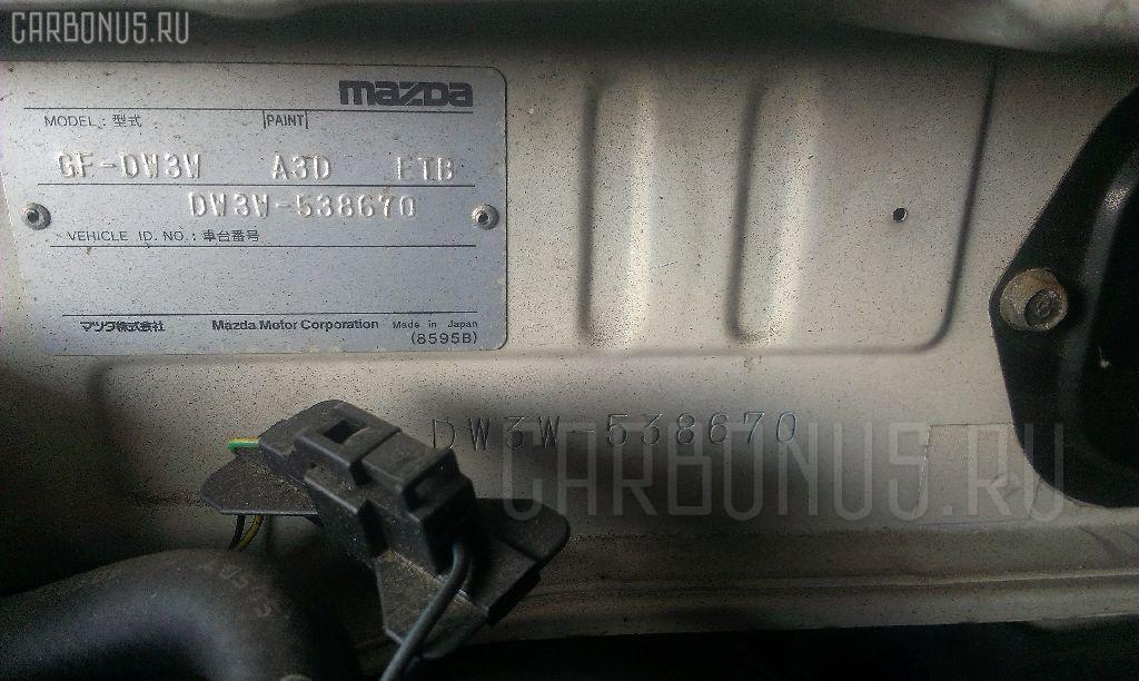 Радиатор ДВС MAZDA DEMIO DW3W B3-ME Фото 5