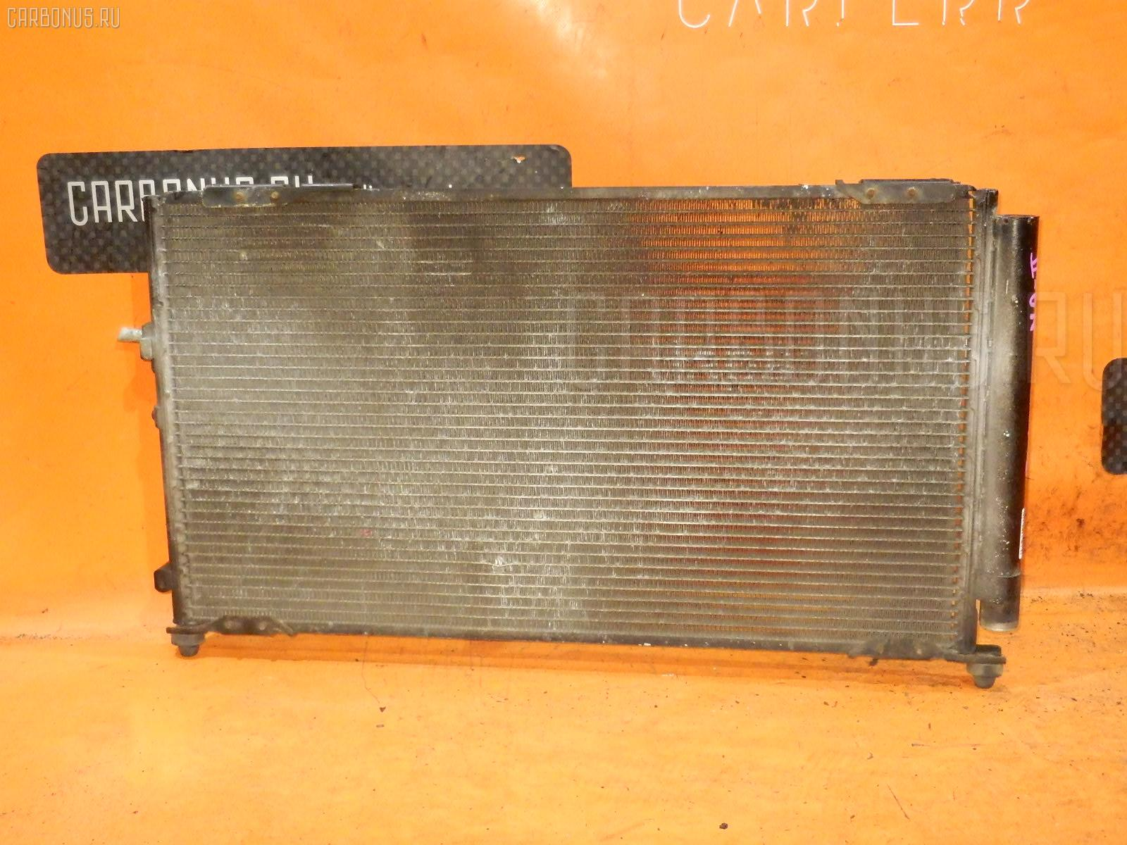 Радиатор кондиционера TOYOTA MARK II GX100 1G-FE. Фото 8