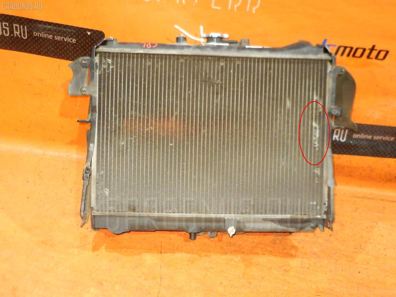Радиатор ДВС Nissan Vanette SS28VN R2 Фото 1