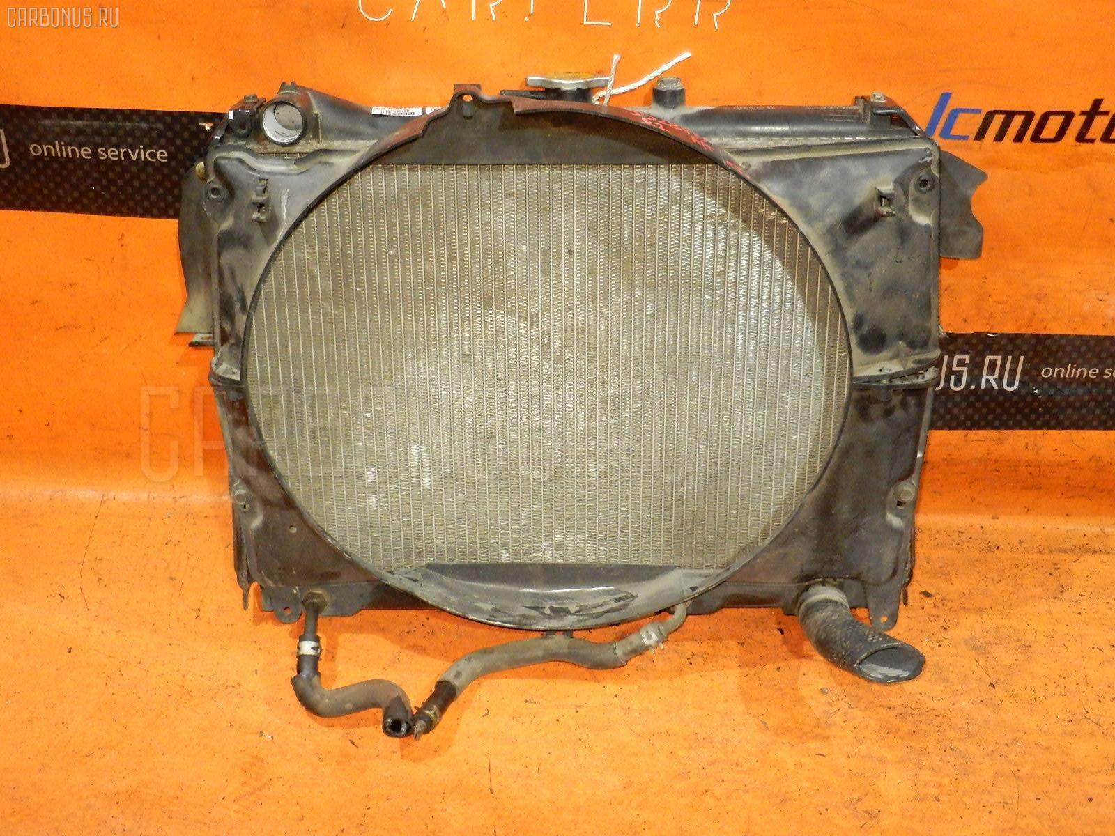 Радиатор ДВС NISSAN VANETTE SS28VN R2. Фото 2