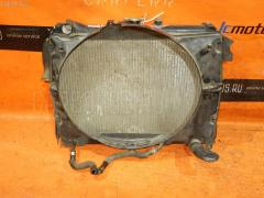Радиатор ДВС Nissan Vanette SS28VN R2 Фото 2