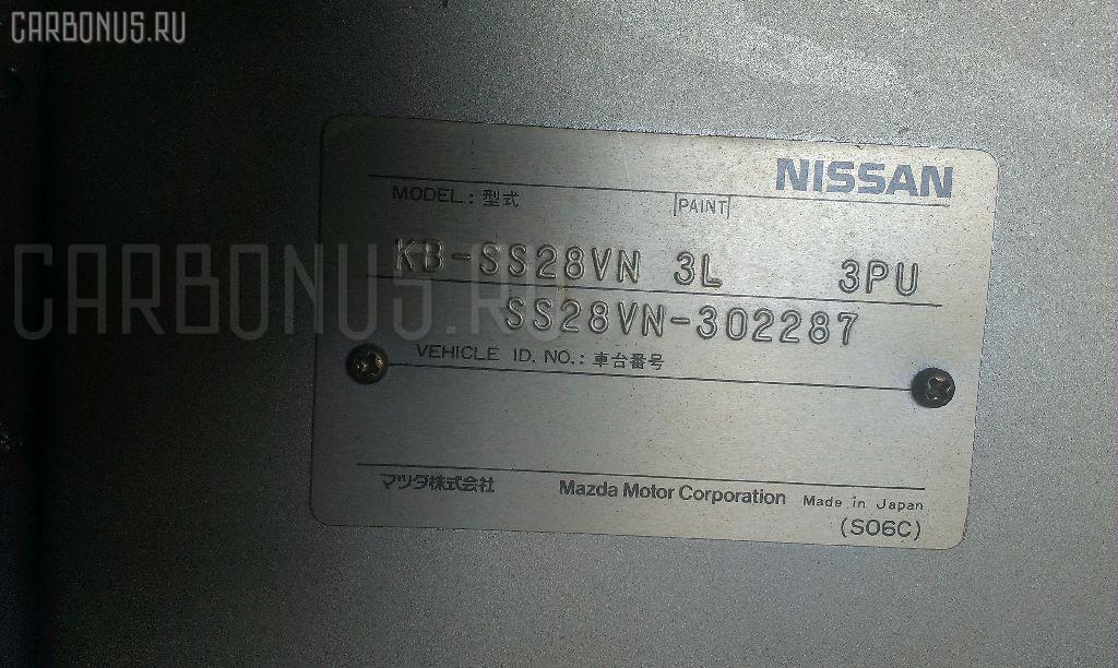 Козырек от солнца NISSAN VANETTE SS28VN Фото 6