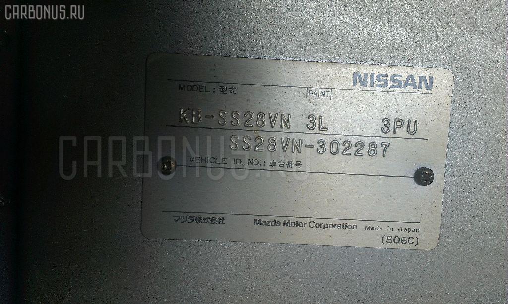 Мотор печки NISSAN VANETTE SS28VN Фото 7