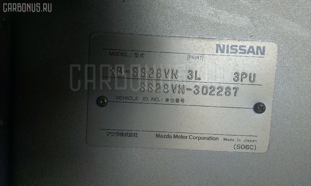 Глушитель NISSAN VANETTE SS28VN R2 Фото 6