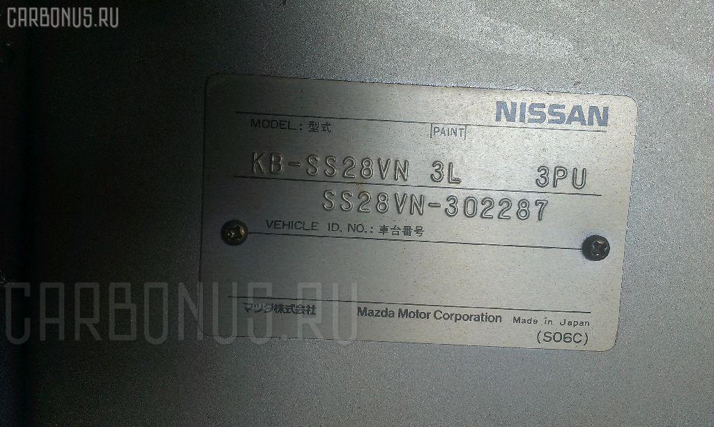 Тросик топливного бака NISSAN VANETTE SS28VN Фото 6