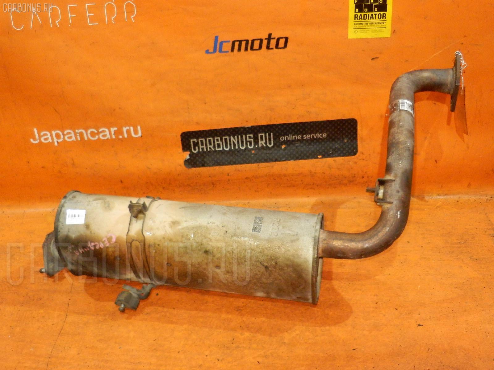 Глушитель NISSAN VANETTE SS28VN R2 Фото 1