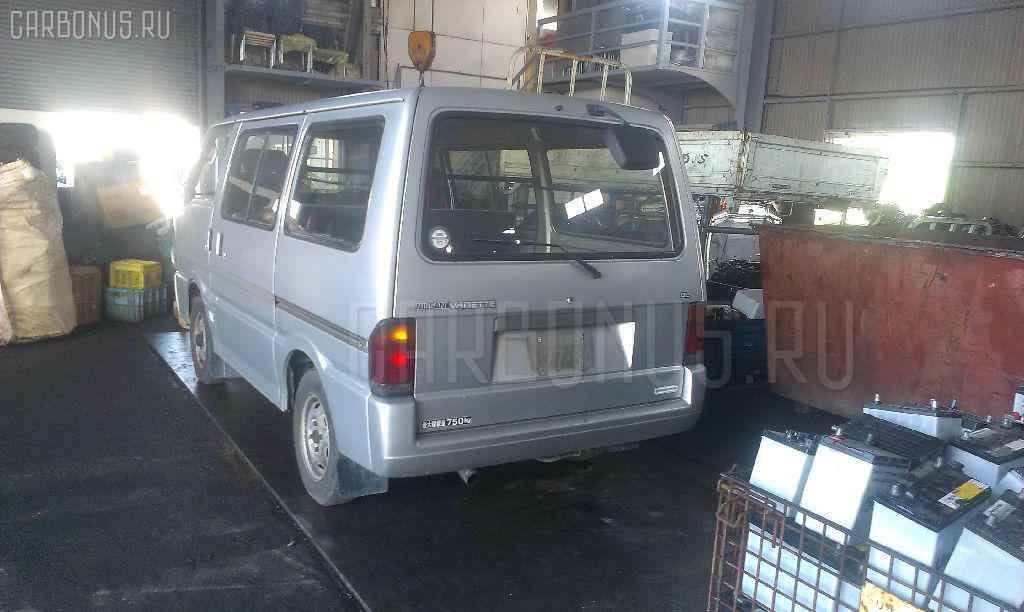 Обшивка салона NISSAN VANETTE SS28VN Фото 8