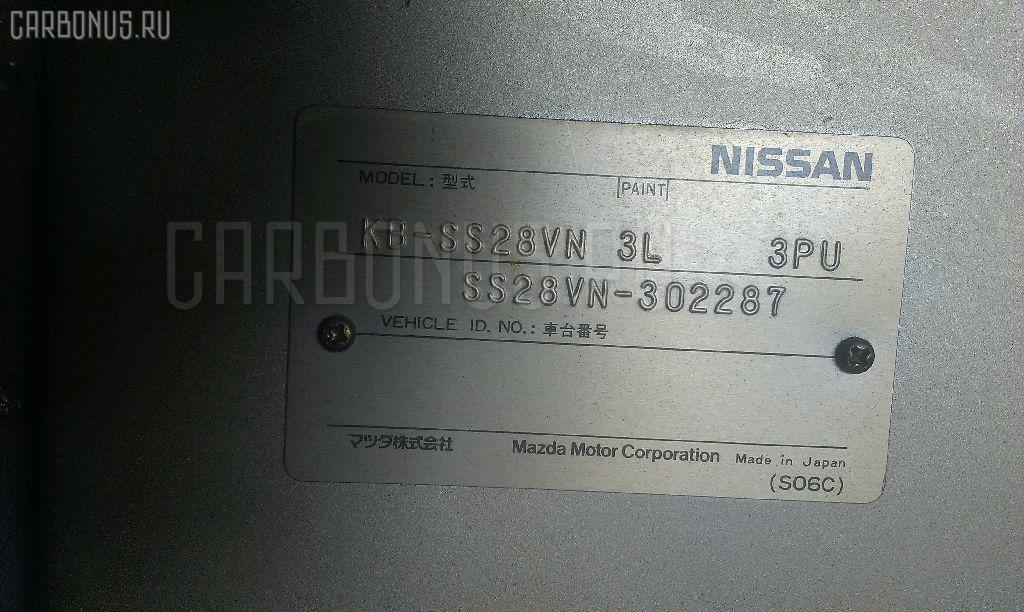 Амортизатор NISSAN VANETTE SS28VN Фото 6