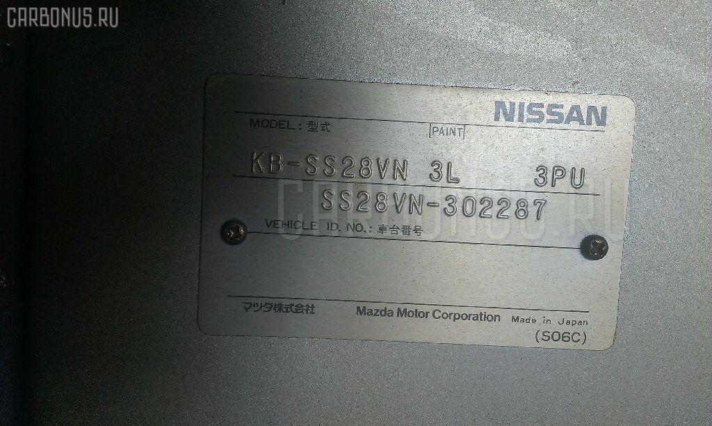 Обшивка багажника NISSAN VANETTE SS28VN Фото 6