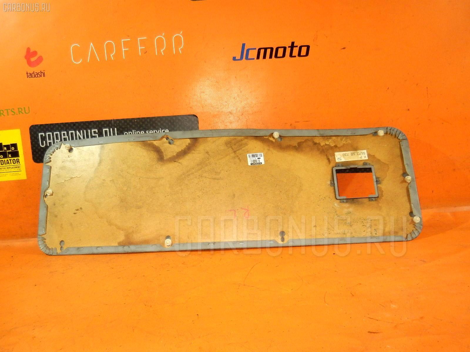 Обшивка багажника NISSAN VANETTE SS28VN Фото 2