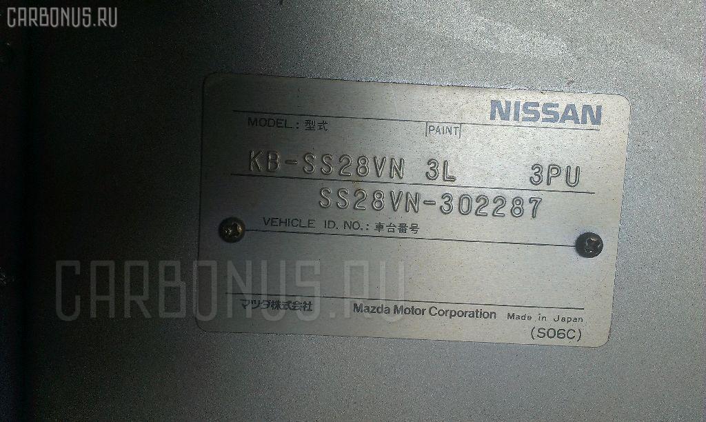 Ремень безопасности NISSAN VANETTE SS28VN R2 Фото 6