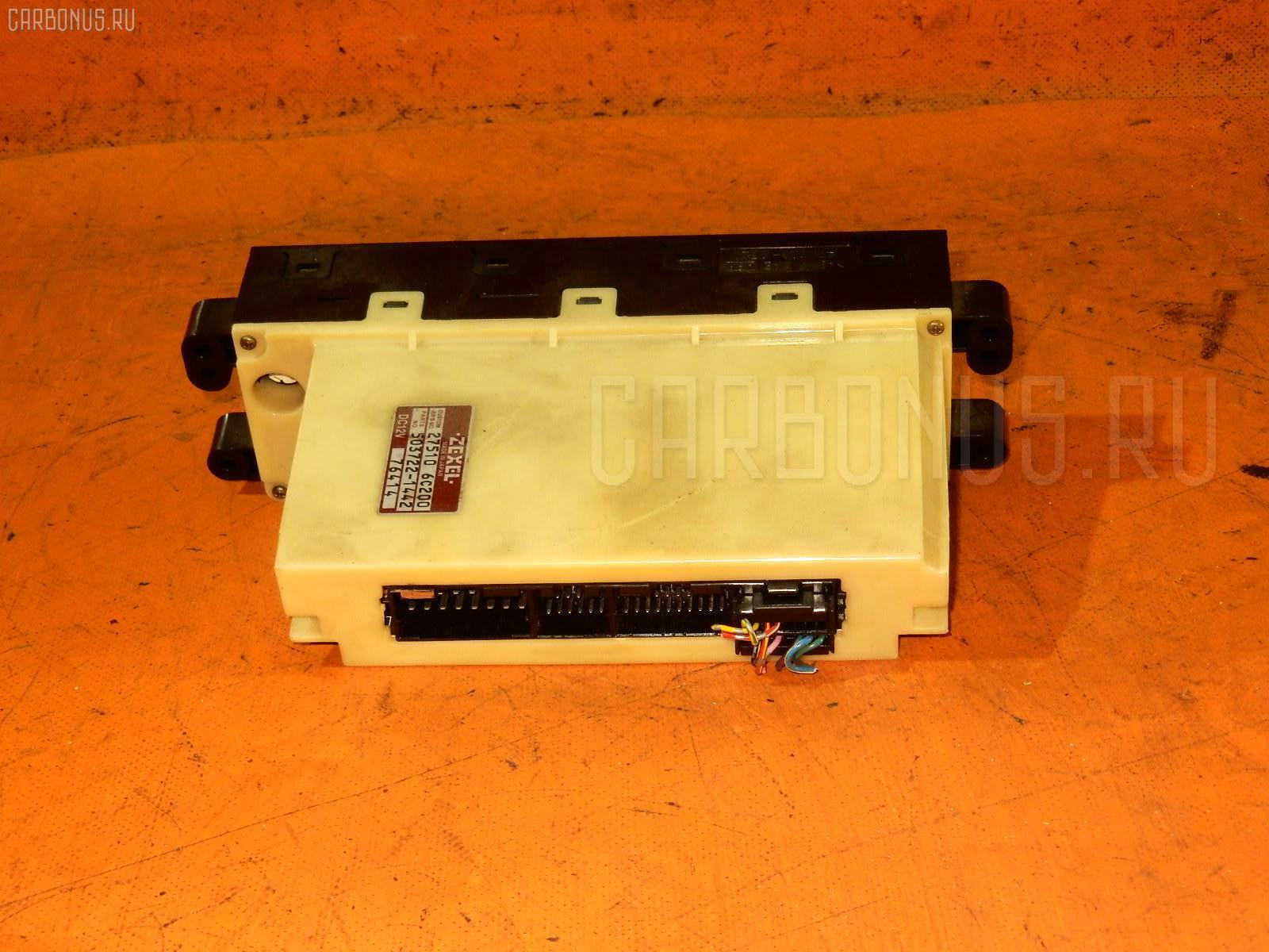 Блок управления климатконтроля NISSAN LARGO VW30 Фото 3