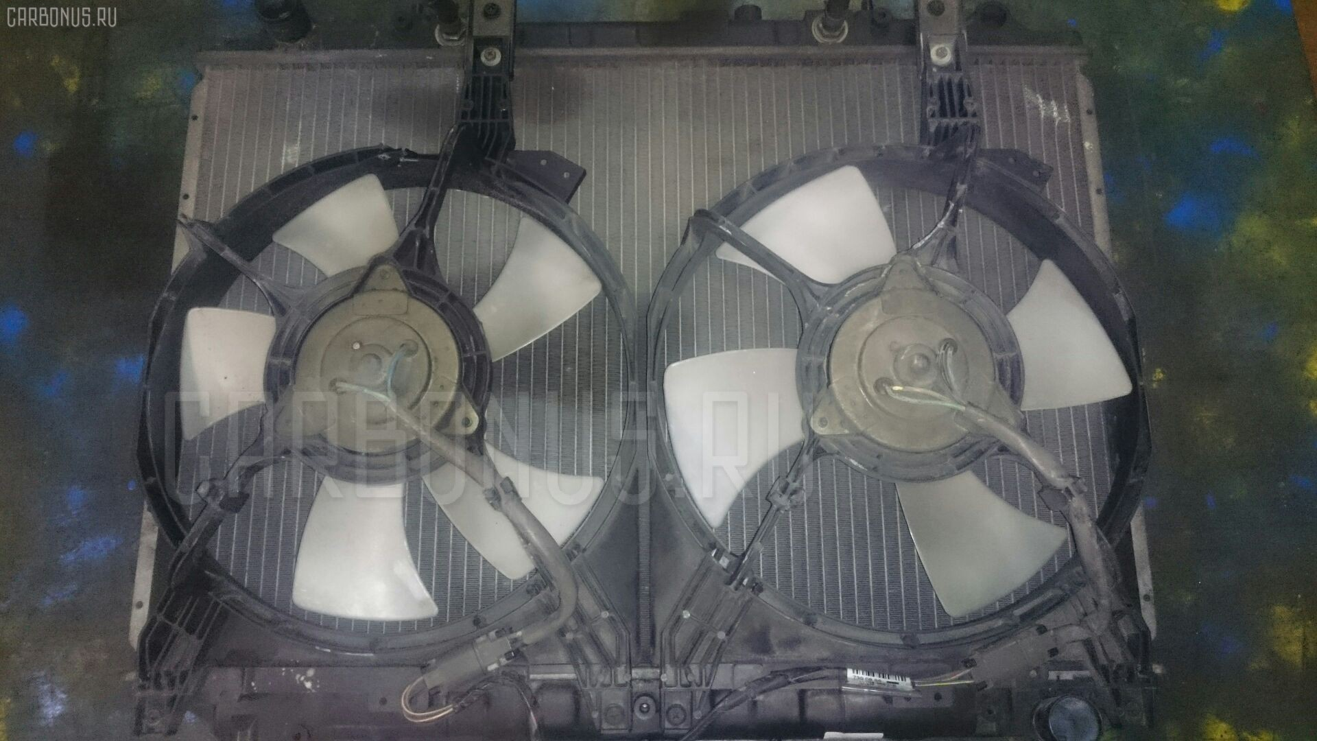 Радиатор ДВС Nissan Largo VW30 CD20ETI Фото 1