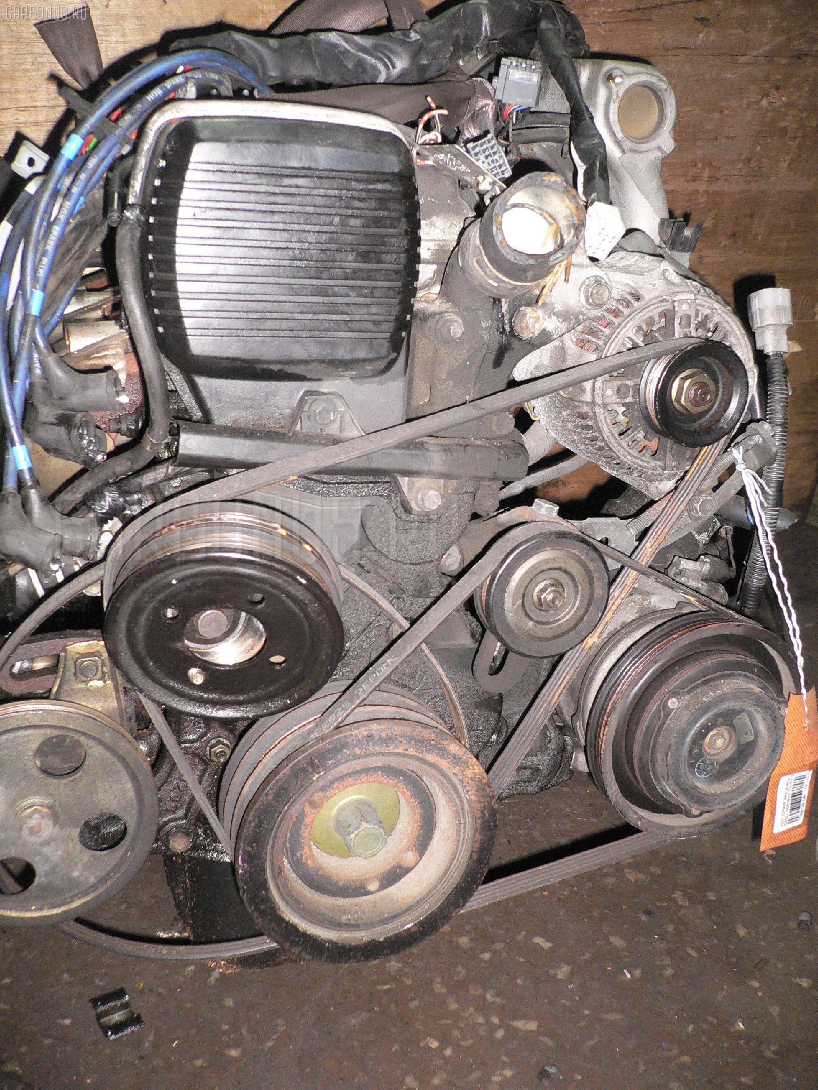 Двигатель TOYOTA CHASER GX81 1G-FE Фото 7