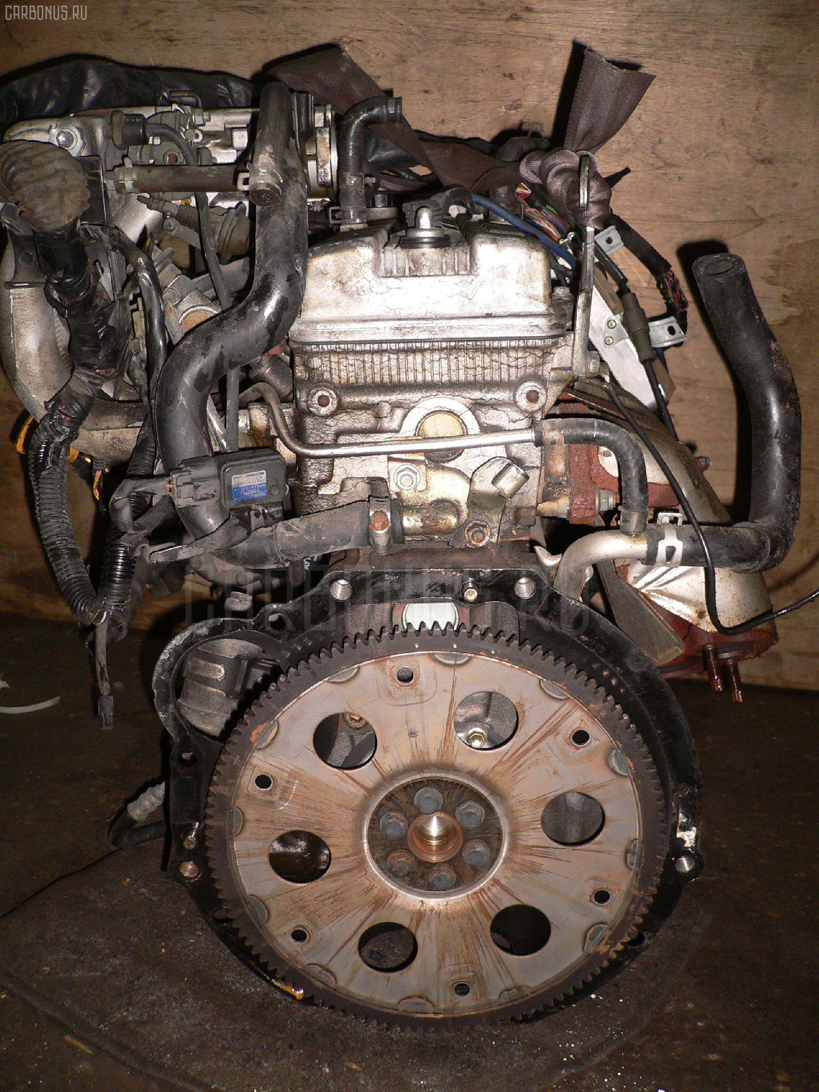 Двигатель TOYOTA CHASER GX81 1G-FE Фото 9
