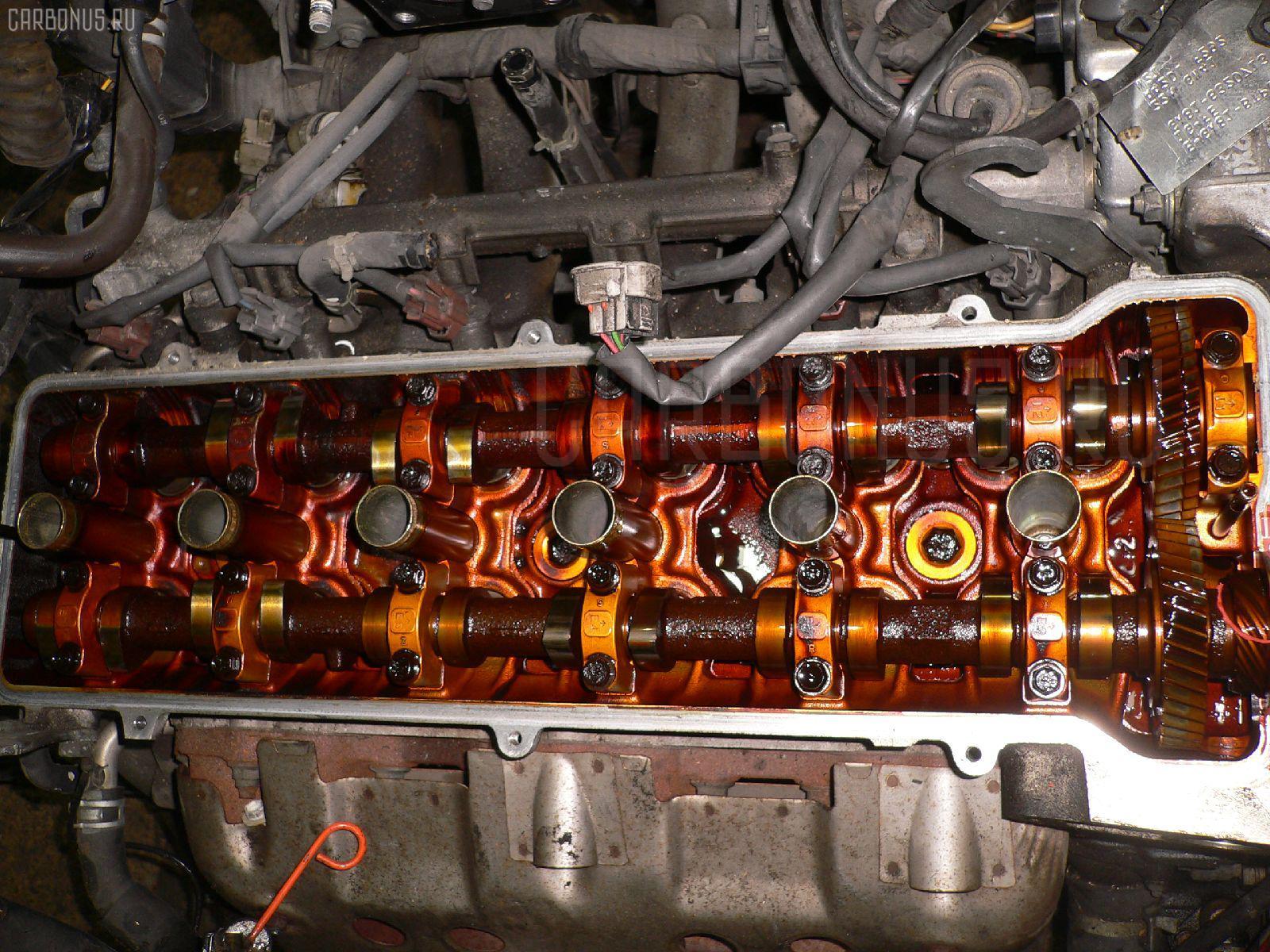 Двигатель TOYOTA CHASER GX81 1G-FE Фото 10