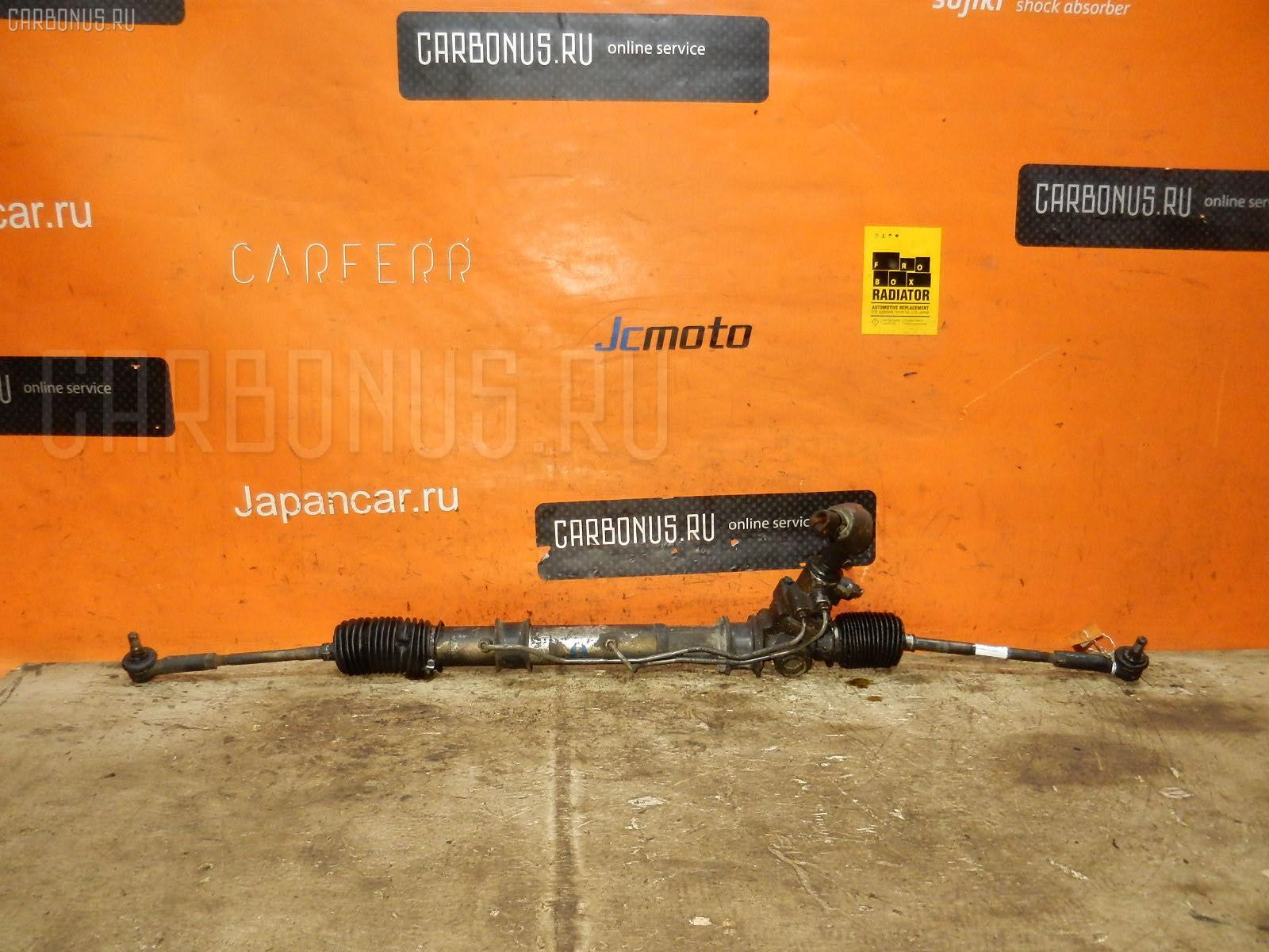 Рулевая рейка TOYOTA CHASER GX81 1G-FE. Фото 4