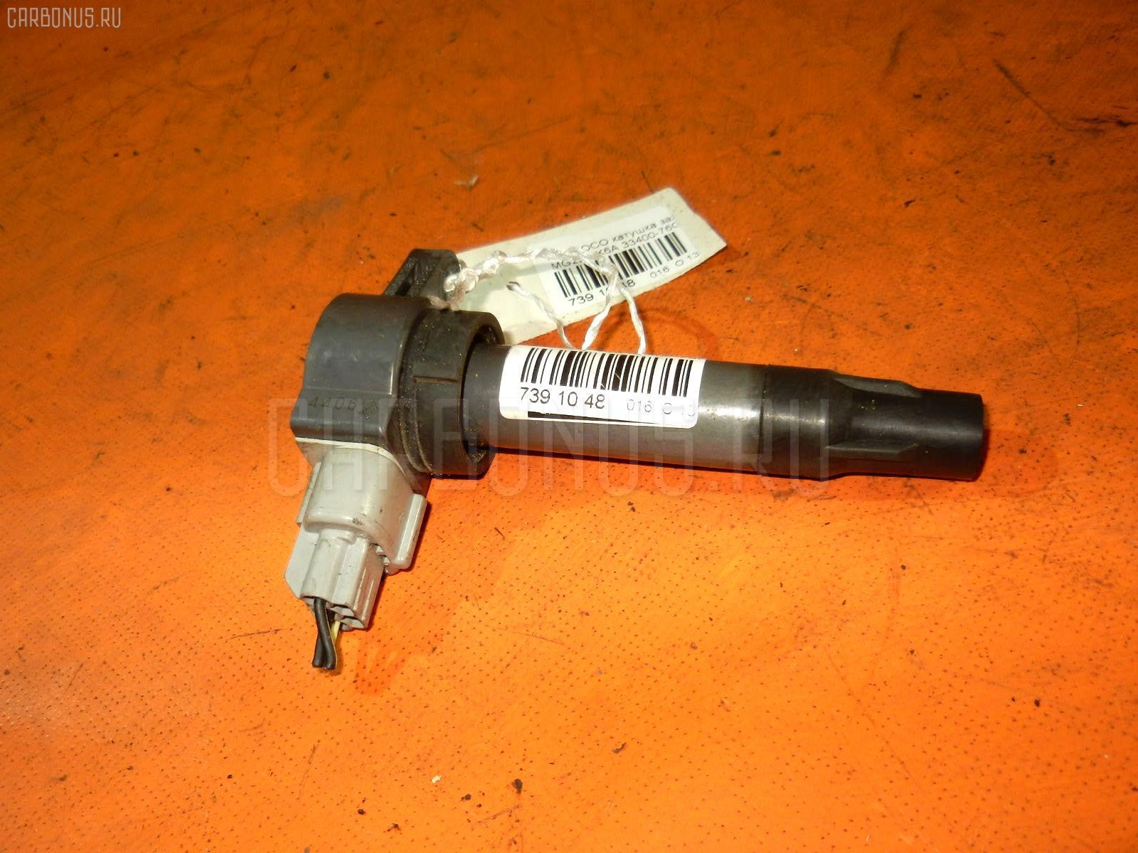 Катушка зажигания NISSAN MOCO MG22S K6A Фото 1