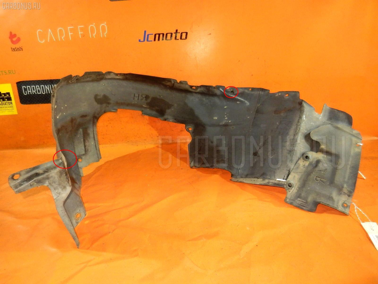 Подкрылок TOYOTA CHASER GX81 1G-FE Фото 2