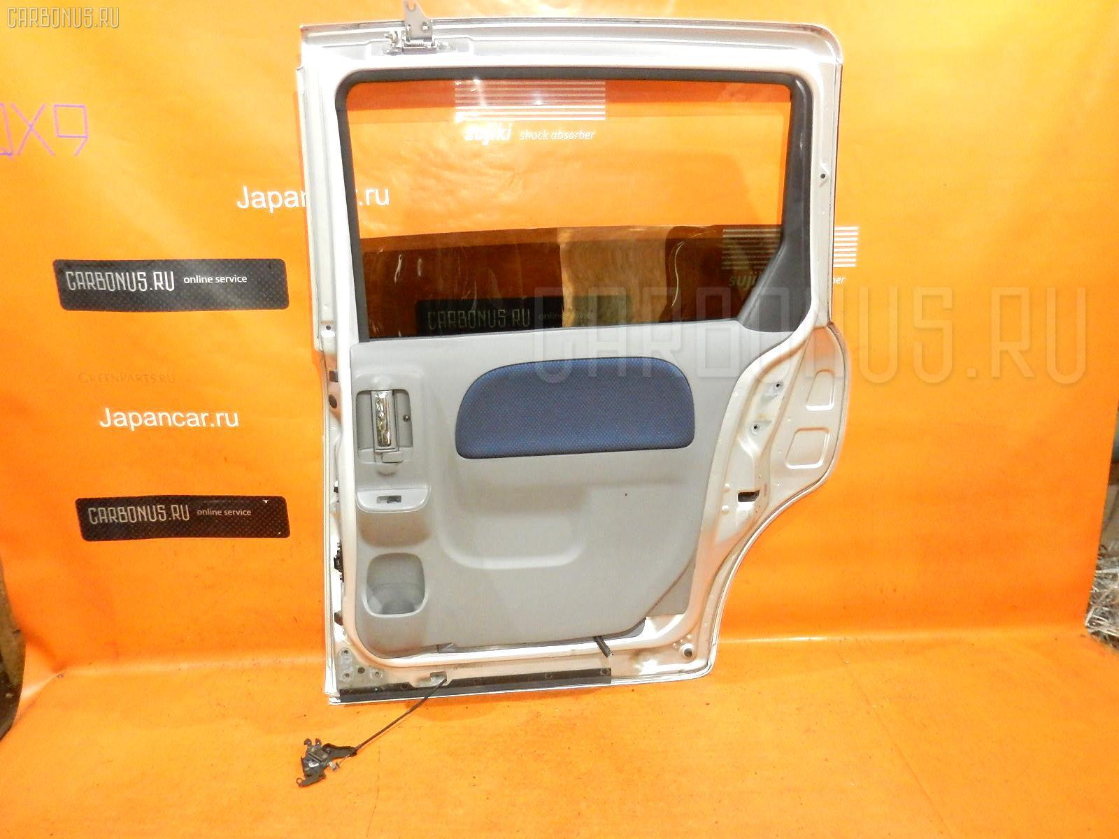 Дверь боковая Toyota Sienta NCP81 Фото 1