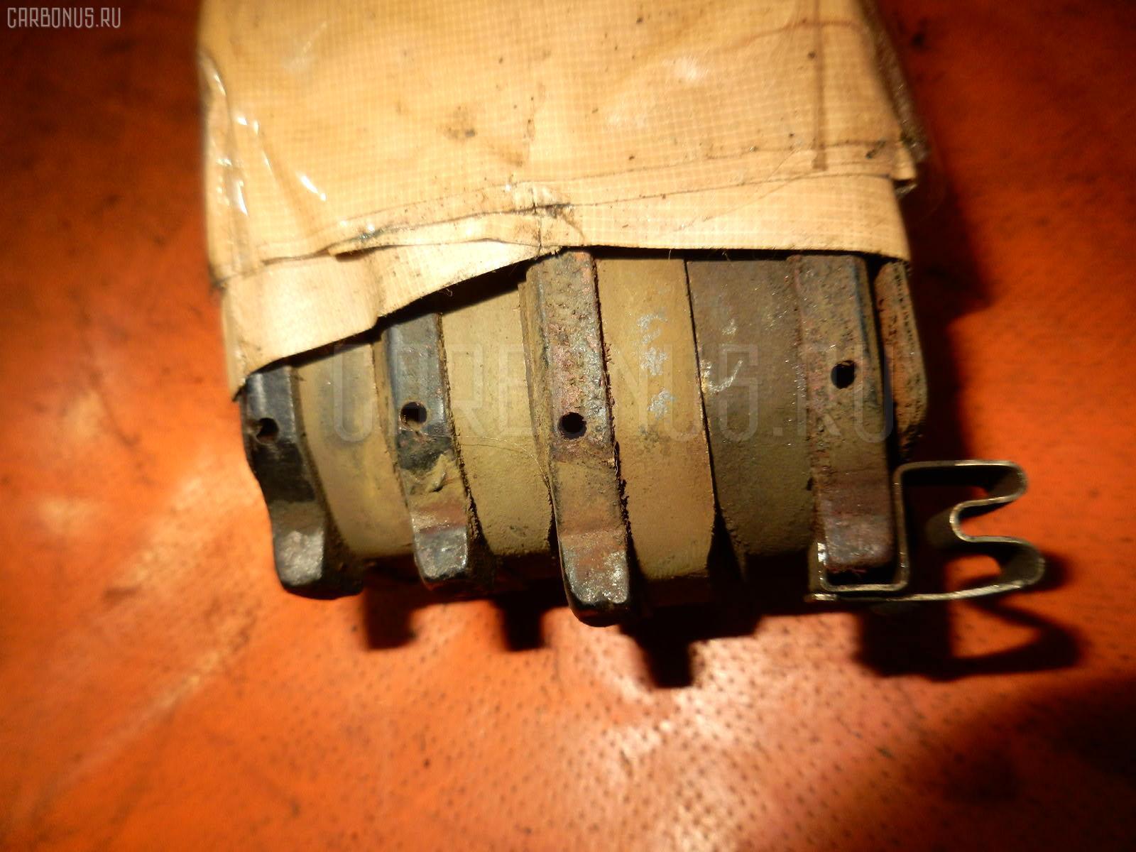 Тормозные колодки TOYOTA CHASER GX81 1G-GZE. Фото 7
