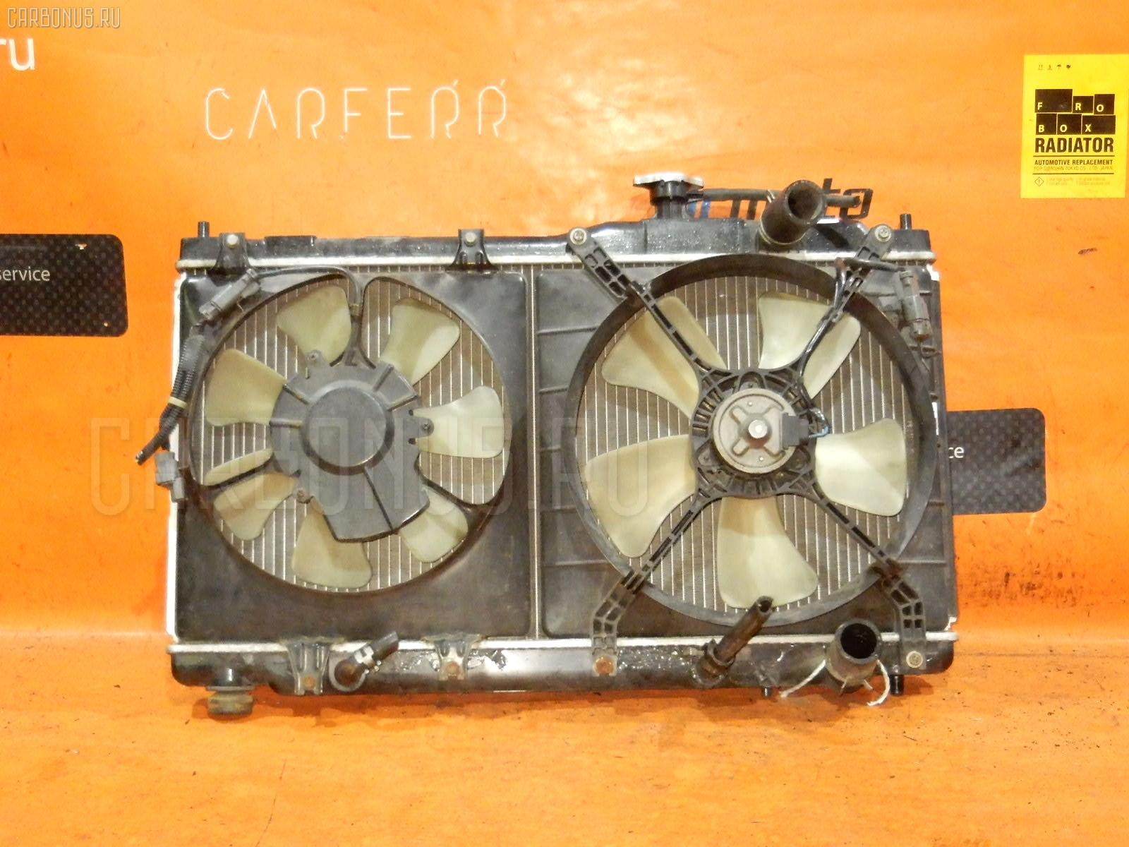 Радиатор ДВС HONDA S-MX RH1 B20B Фото 2