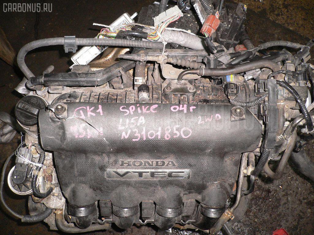 Двигатель HONDA MOBILIO SPIKE GK1 L15A Фото 3
