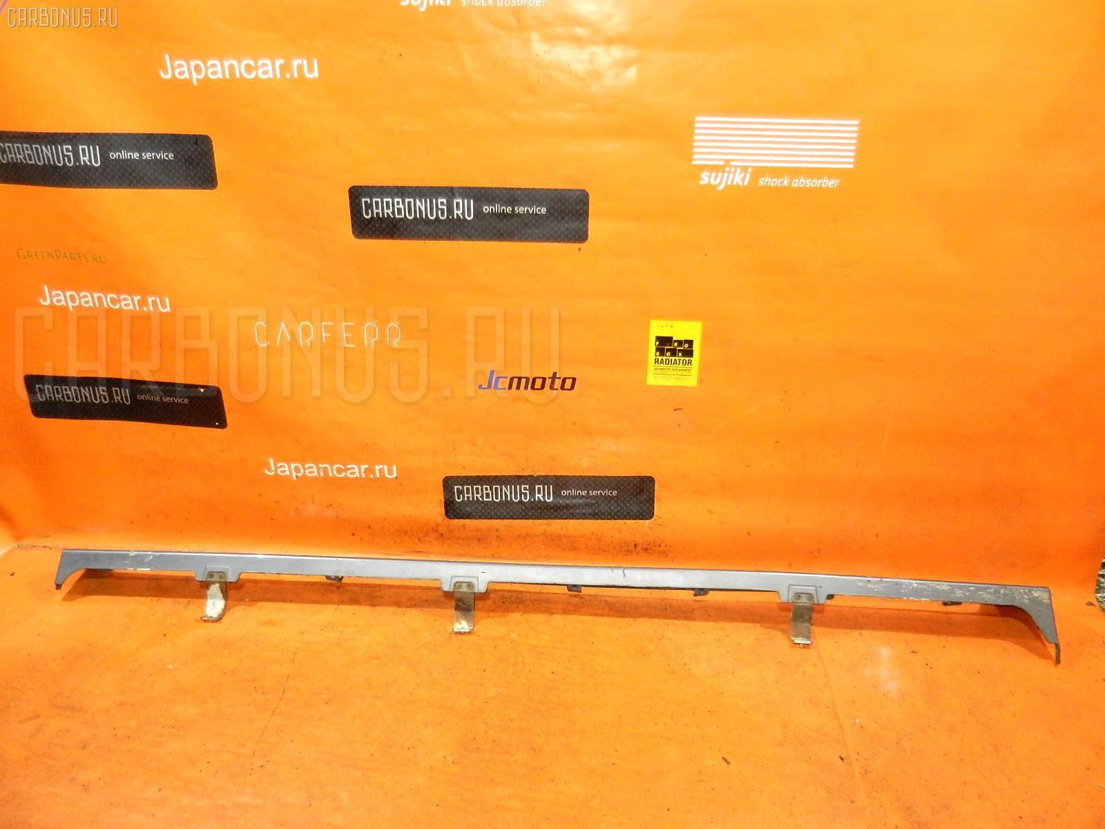 Порог кузова пластиковый ( обвес ) HONDA MOBILIO SPIKE GK1 Фото 5