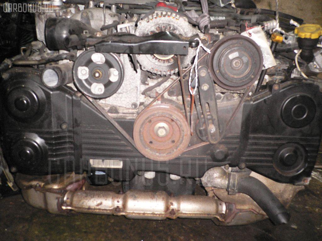 Двигатель SUBARU LEGACY WAGON BH5 EJ206 Фото 6