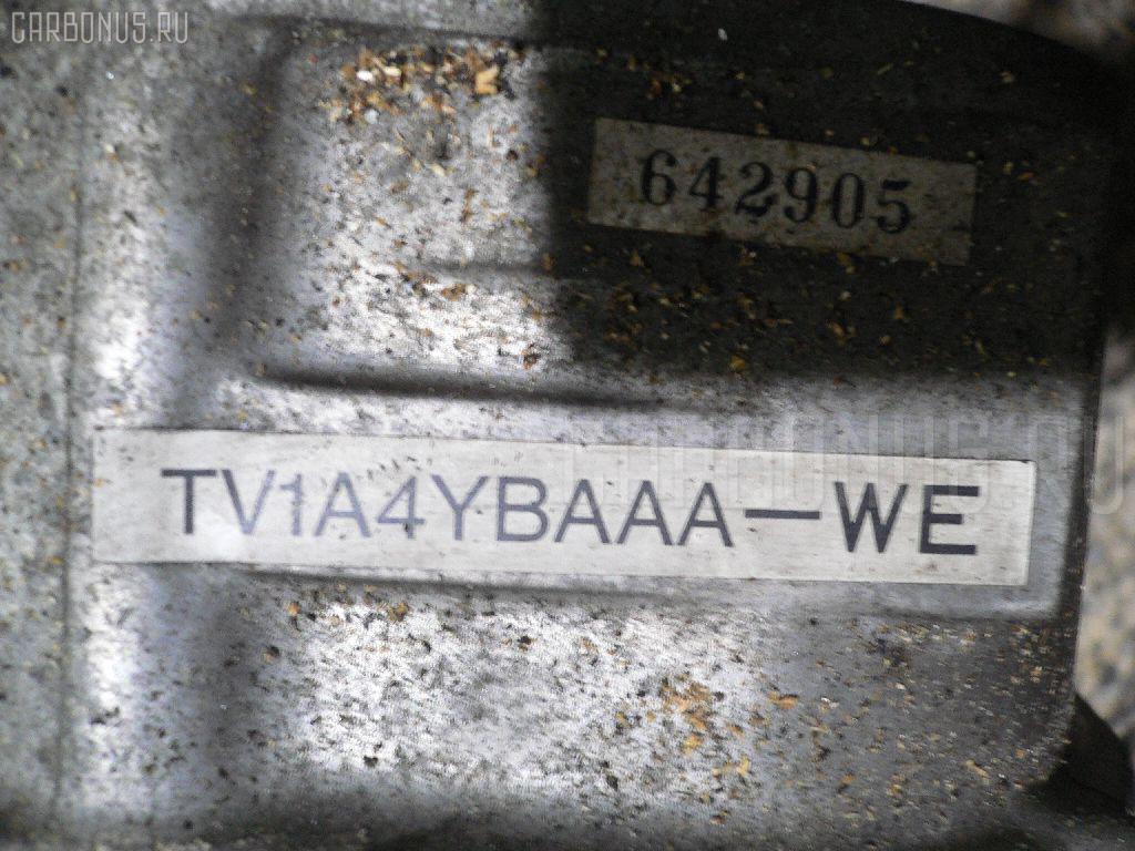 КПП автоматическая SUBARU LEGACY WAGON BH5 EJ206 Фото 2