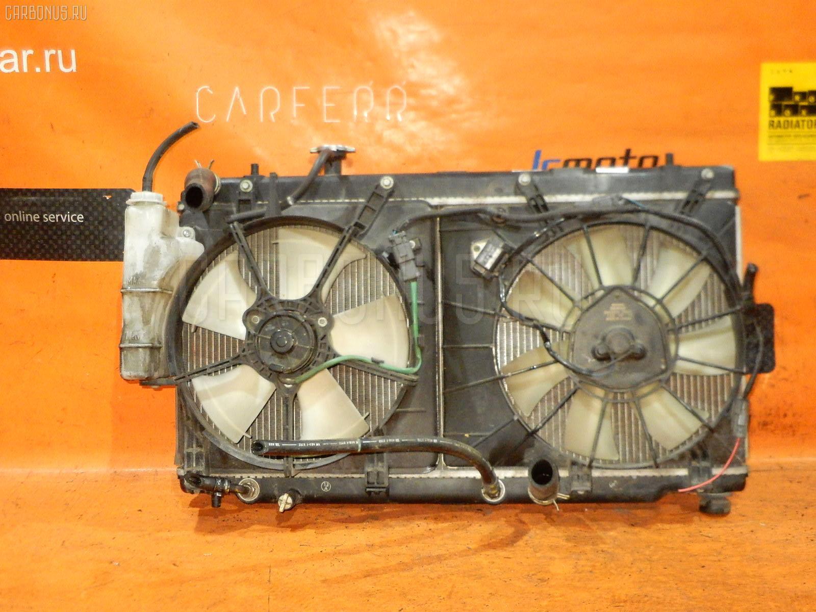 Радиатор ДВС Honda Airwave GJ1 L15A Фото 1