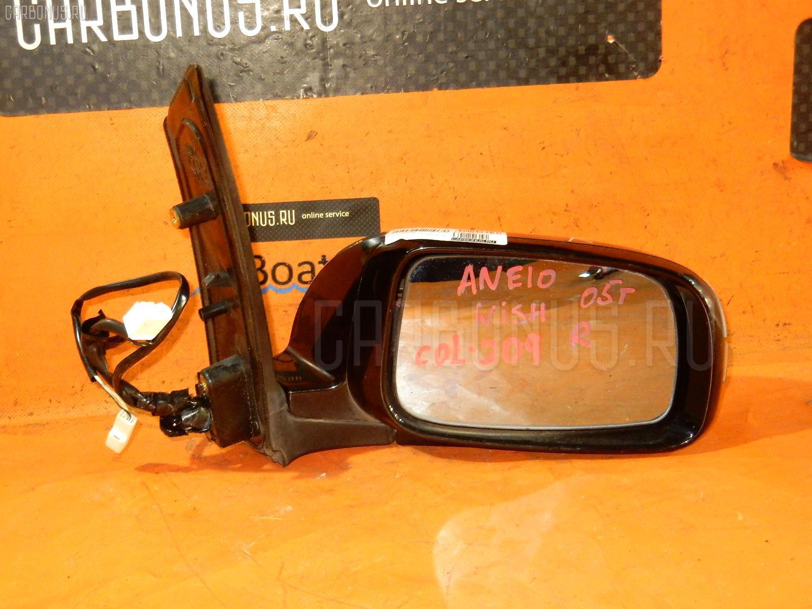 Зеркало двери боковой TOYOTA WISH ANE10G. Фото 5