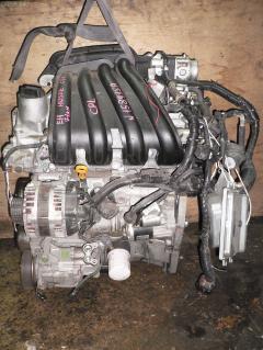 Двигатель Nissan Note E11 HR15DE Фото 1