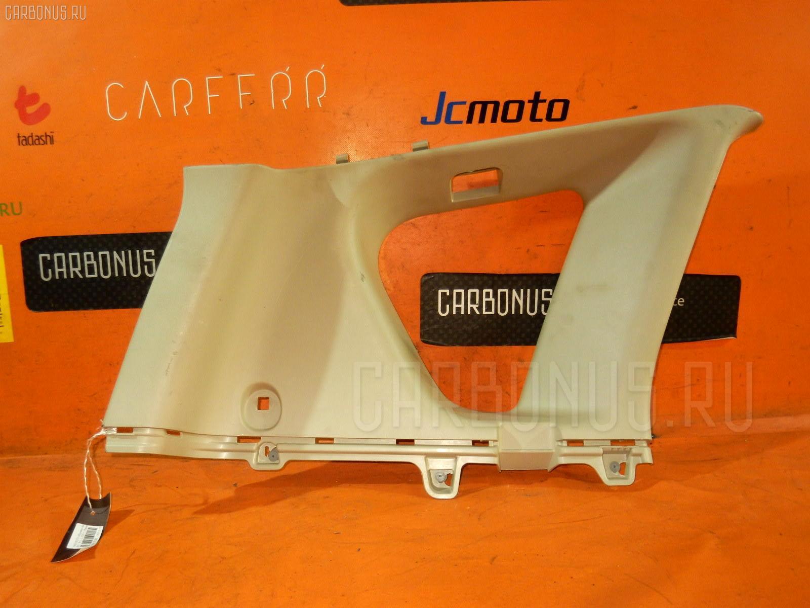 Обшивка багажника NISSAN NOTE E11 Фото 1