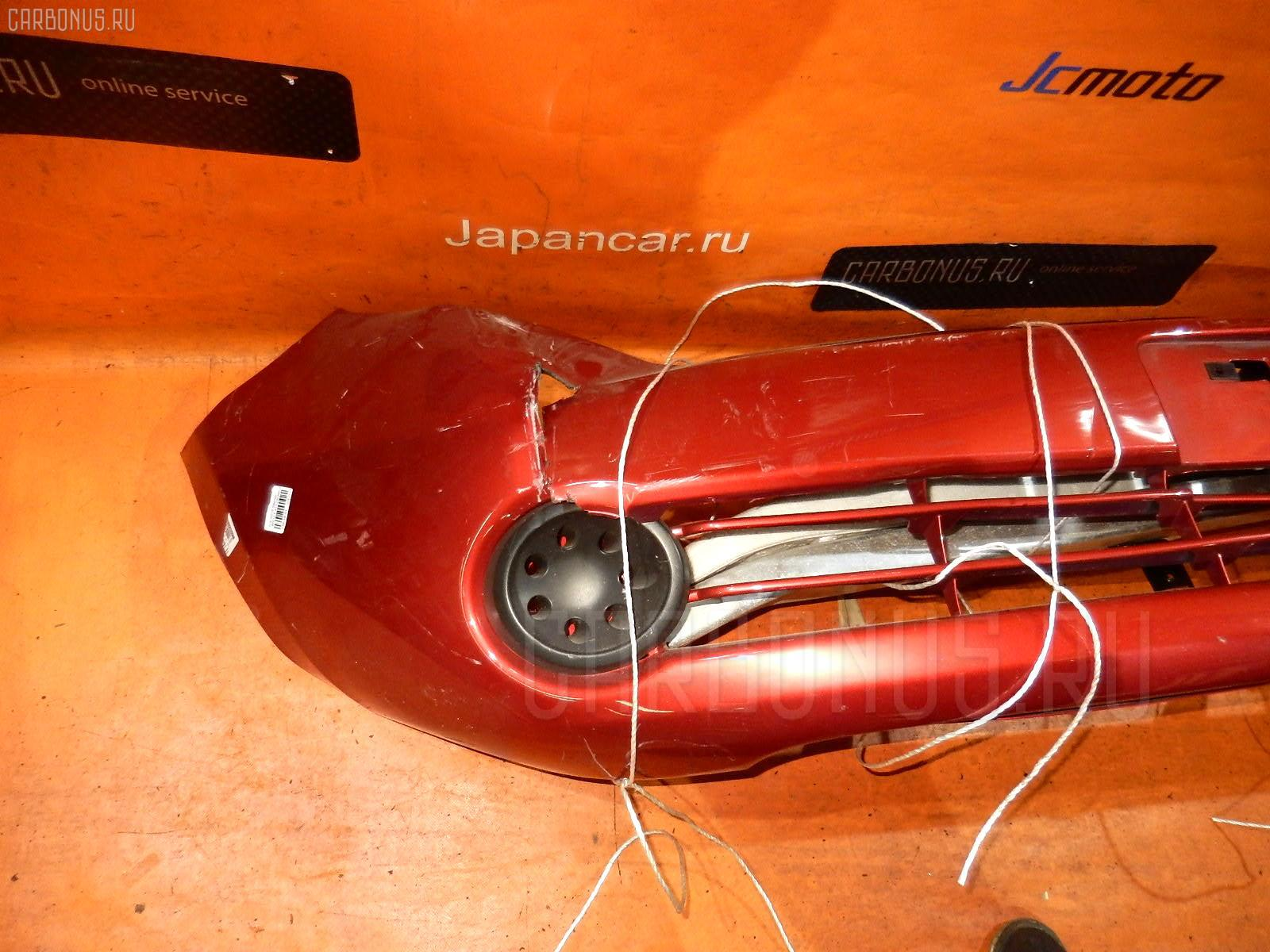Бампер NISSAN NOTE E11 Фото 2