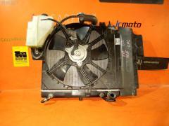 Радиатор ДВС Nissan Note E11 HR15DE Фото 3